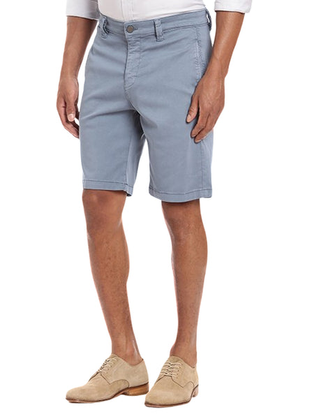 34 Heritage China Blue Nevada Soft Touch Cotton Tencel Shorts - Rainwater's Men's Clothing and Tuxedo Rental