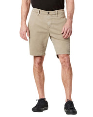 34 Heritage Mushroom Soft Touch Nevada Cotton Tencel Shorts - Rainwater's Men's Clothing and Tuxedo Rental
