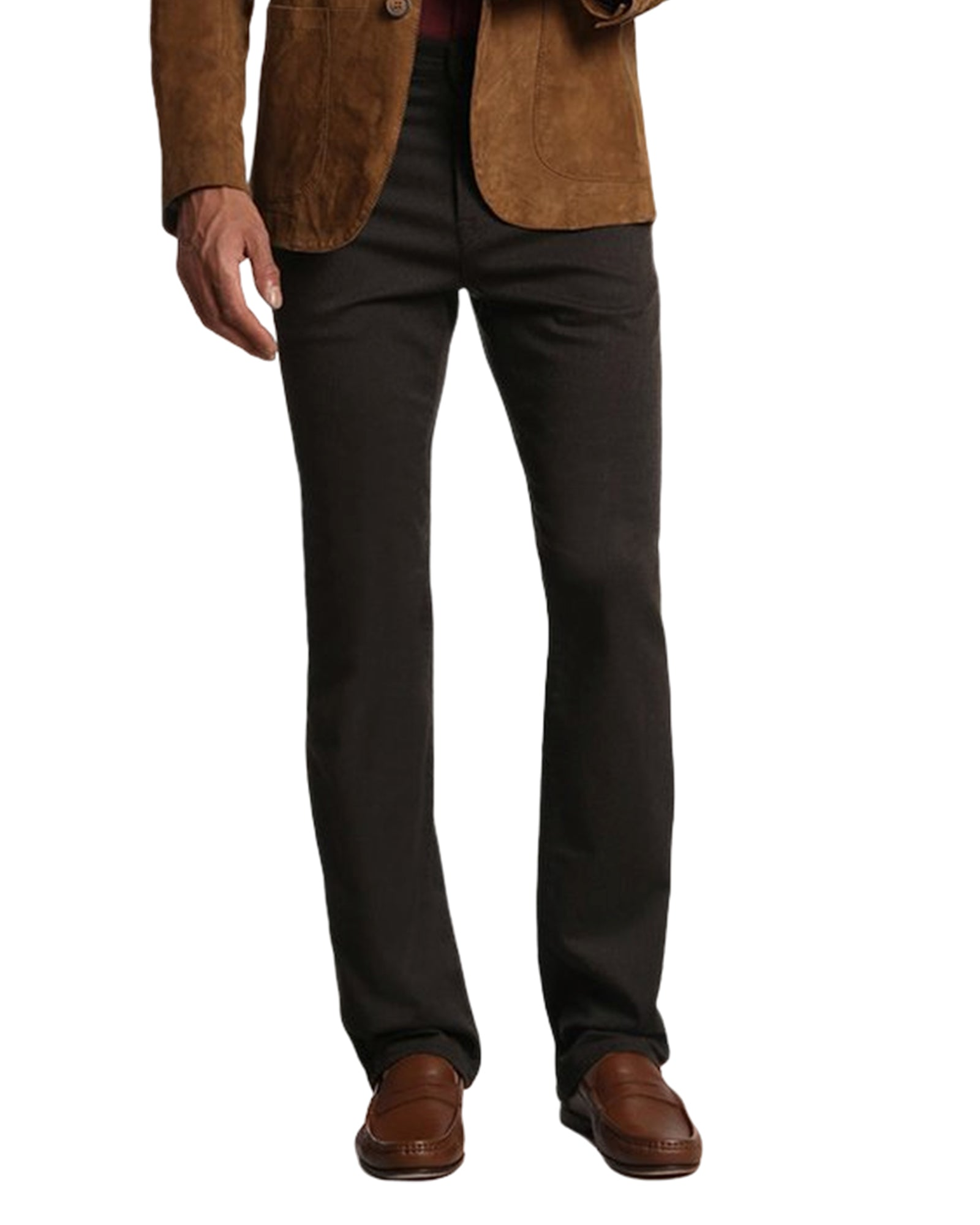 34 Heritage Charisma Fit Mocca Luxe Jeans - Rainwater's