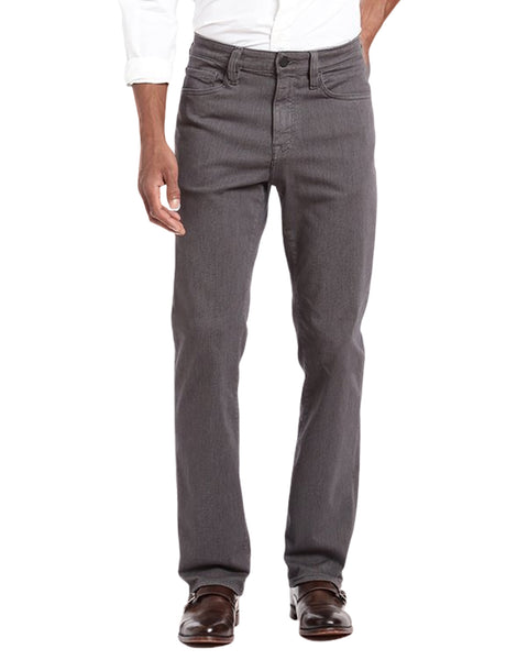 34 Heritage Charisma Fit Grey Diagonal Jeans - Rainwater's Men's Clothing and Tuxedo Rental