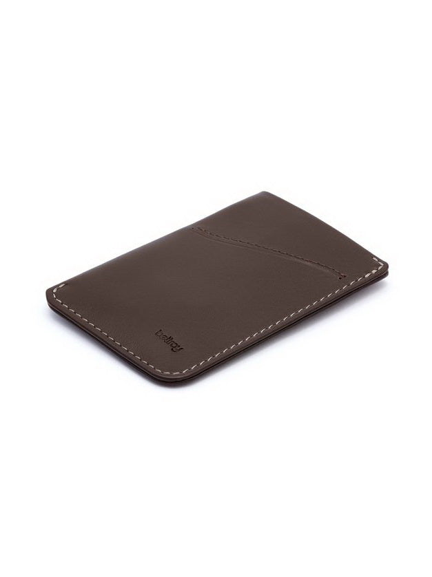 Bellroy Card Sleeve in Coco - Rainwater's Men's Clothing and Tuxedo Rental