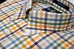 Rainwater's Olive Multi Check - Rainwater's Men's Clothing and Tuxedo Rental