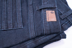 Grand River Dark Denim Classic Fit Stretch Jeans - Rainwater's Men's Clothing and Tuxedo Rental