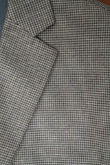 Rainwater's Super 140's Grey Houndstooth Wool Sport Coat