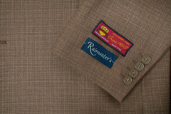 Rainwater's British Tan Super 140's Wool Sport Coat - Rainwater's Men's Clothing and Tuxedo Rental