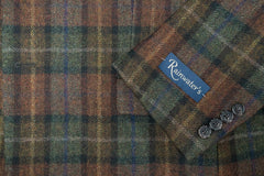 Rainwater's Rust Scottish Plaid Tweed Sport Coat - Rainwater's Men's Clothing and Tuxedo Rental