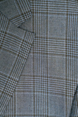 London Fog Blue Glen Plaid Sport Coat - Rainwater's Men's Clothing and Tuxedo Rental