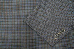 Rainwater's Blue Mini Check Sport Coat - Rainwater's Men's Clothing and Tuxedo Rental
