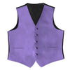 Lavender Satin Vest - Rainwater's Men's Clothing and Tuxedo Rental