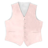 Light Pink Satin Rental Vest - Rainwater's Men's Clothing and Tuxedo Rental