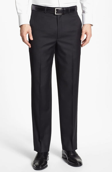 Rainwater's Luxury Super 150's Wool Slacks - Rainwater's Men's Clothing and Tuxedo Rental