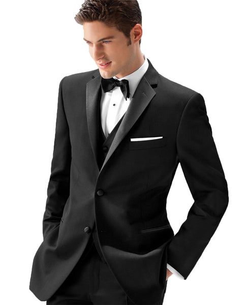 Black Tuxedo Rental Special - Rainwater's Men's Clothing and Tuxedo Rental