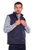 Barbour Finn Gilet Quilted Lightweight Insulated Vest In Navy - Rainwater's