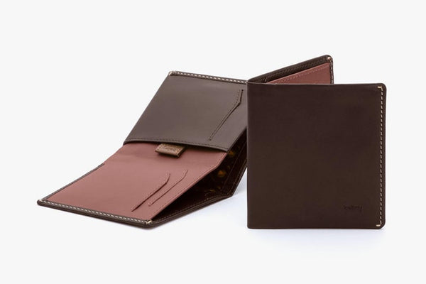 Bellroy Note Sleeve Wallet in Java - Rainwater's Men's Clothing and Tuxedo Rental