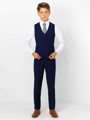 Boys Navy Suit Rental - Rainwater's Men's Clothing and Tuxedo Rental