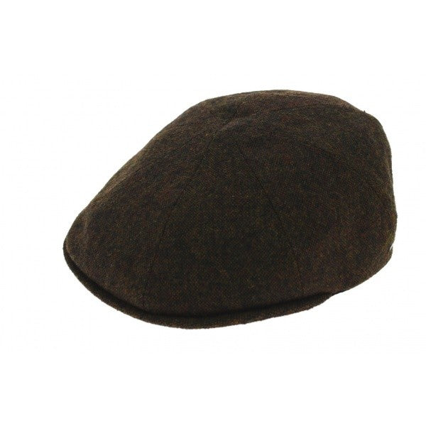 Bailey Mears Wool Cap in Brown - Rainwater's Men's Clothing and Tuxedo Rental