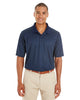 Rainwater's Mini Stripe Polo in Navy-Grey - Rainwater's Men's Clothing and Tuxedo Rental