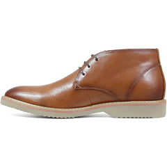 Florsheim Union Plain Toe Chukka Boot in Saddle Tan - Rainwater's Men's Clothing and Tuxedo Rental