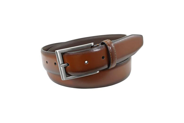 Florsheim Carmine Scotch Beige Belt - Rainwater's Men's Clothing and Tuxedo Rental