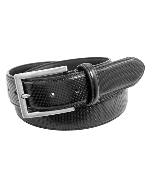 Florsheim Sinclair Belt In Black - Rainwater's