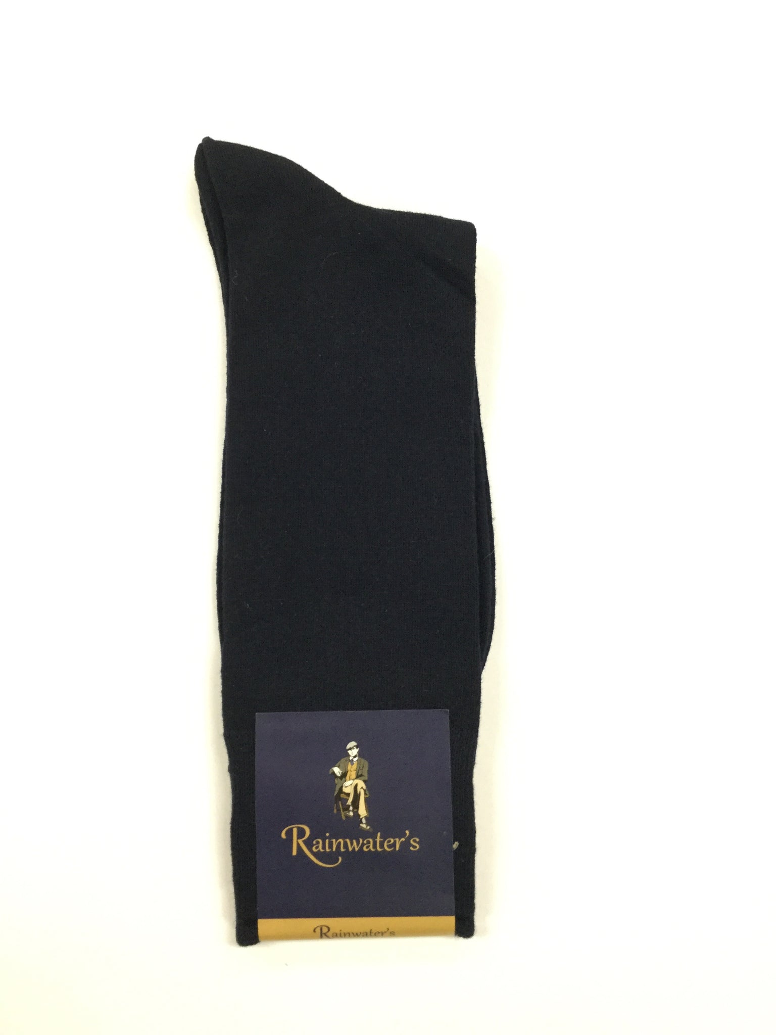 Rainwater's Basic Solid Dress Sock - Rainwater's Men's Clothing and Tuxedo Rental