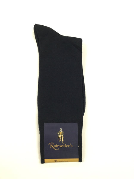 Rainwater's Basic Solid Dress Sock - Rainwater's
