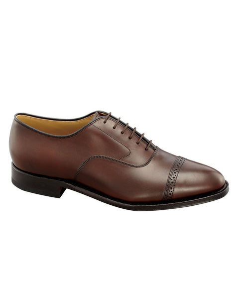 Johnston & Murphy Aldrich II in Brown - Rainwater's