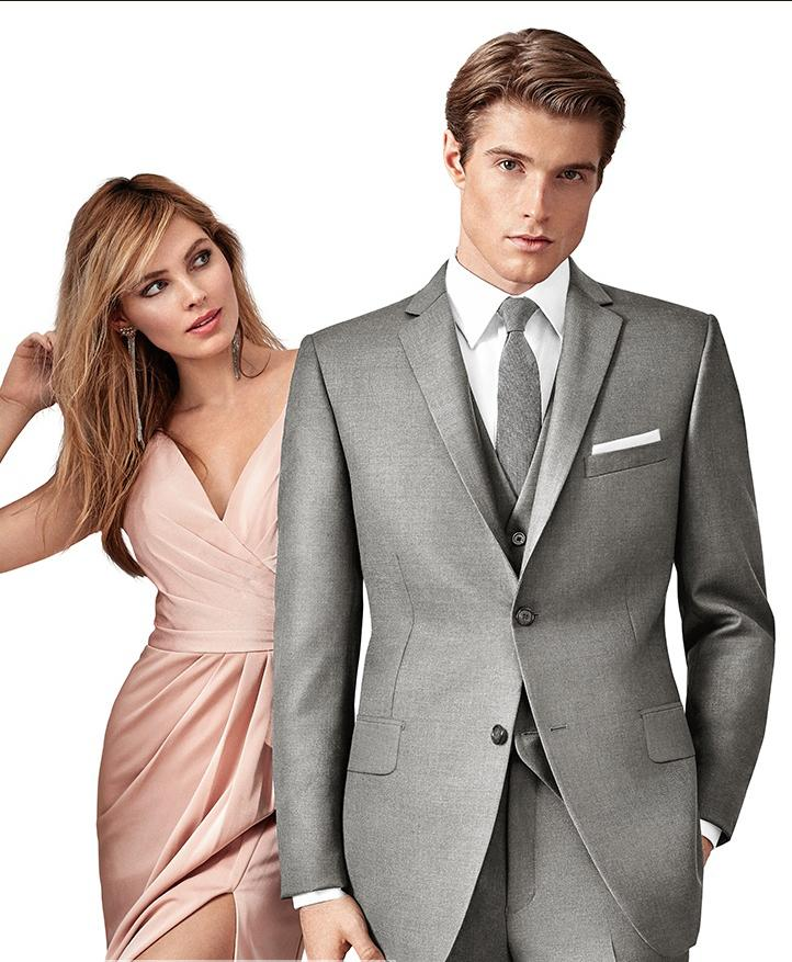 Light Grey Suit Rental - Rainwater's Men's Clothing and Tuxedo Rental