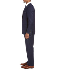 Rainwater's Navy Classic Fit Super 140's Wool Suit - Rainwater's Men's Clothing and Tuxedo Rental