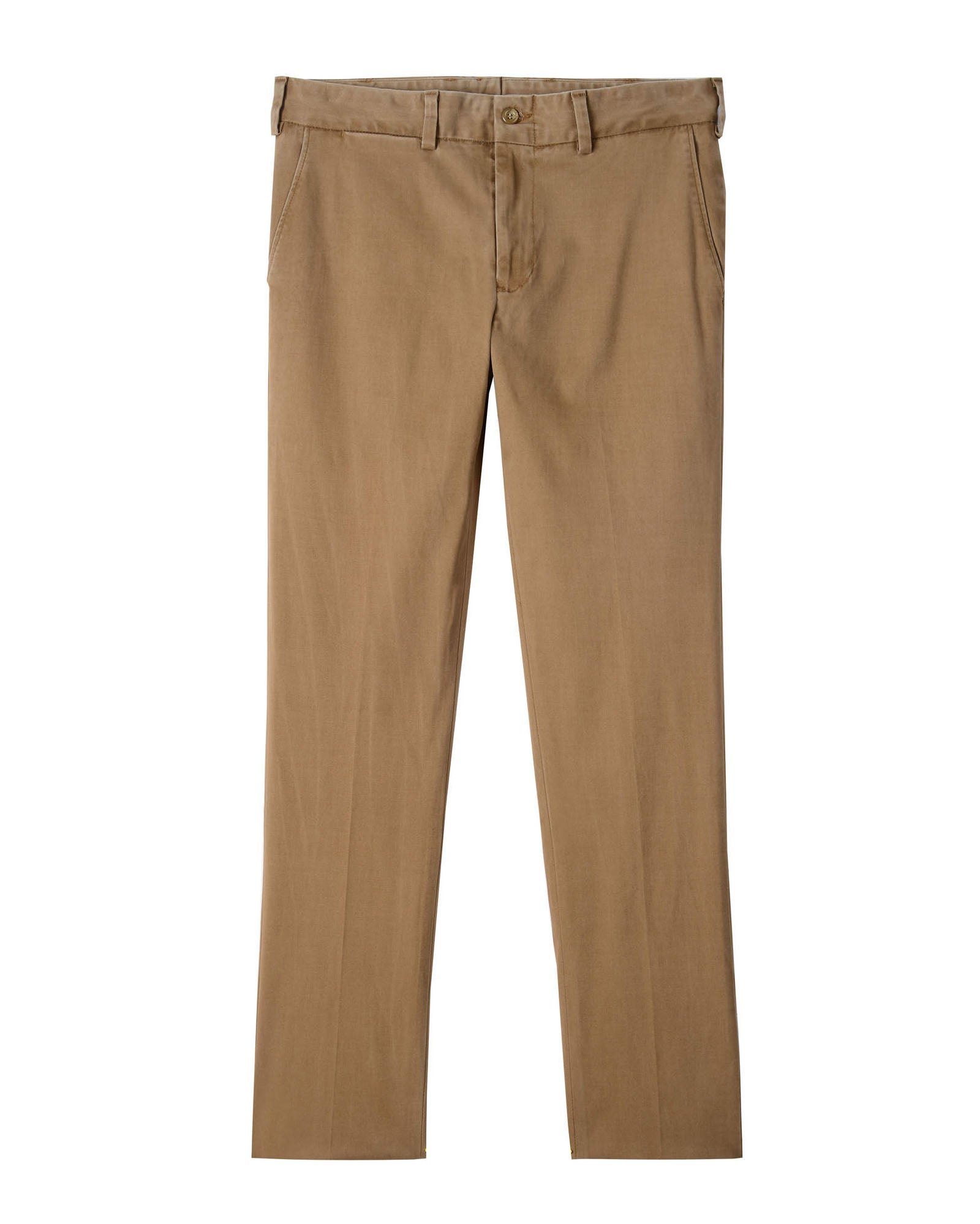 Rainwater's Washed Chino in Khaki