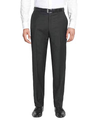 Rainwater's Superfine Blend Charcoal Classic Fit Suit - Rainwater's