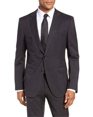 Rainwater's Luxury Collection Charcoal Modern Fit Suit - Rainwater's Men's Clothing and Tuxedo Rental