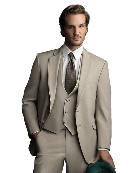 Tan Tuxedo Rental - Rainwater's Men's Clothing and Tuxedo Rental