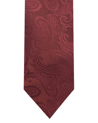 Tie In Jacquard Paisley & Pocket Square - Rainwater's Men's Clothing and Tuxedo Rental