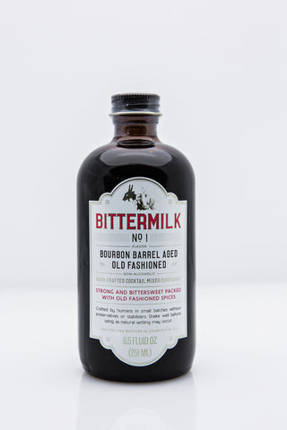 Bittermilk No. 1 - Bourbon Barrel Aged Old Fashioned by Bittermilk at local housewares store Division IV in Philadelphia, Pennsylvania