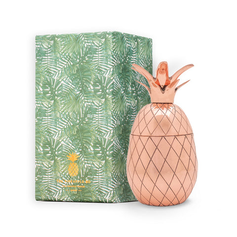 Pineapple tumbler by W & P at local housewares store Division IV in Philadelphia, Pennsylvania