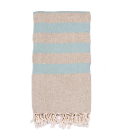 "Bungalow Towel, 66"" by Turkish T at local housewares store Division IV in Philadelphia, Pennsylvania"