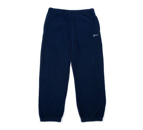 Micro Fleece Pant Midnight Navy