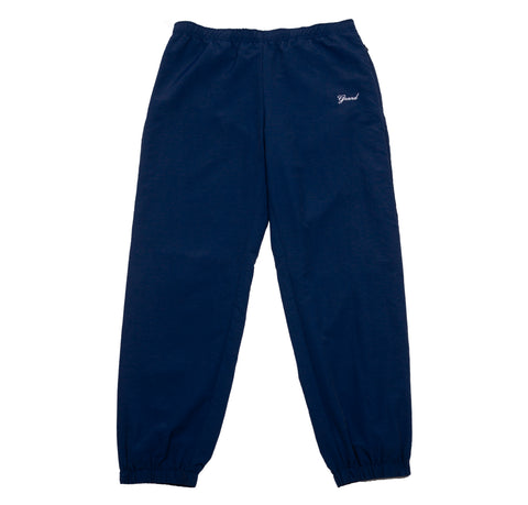 Grand Nylon Pant Midnight Navy