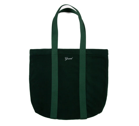 MICRO FLEECE TOTE FOREST