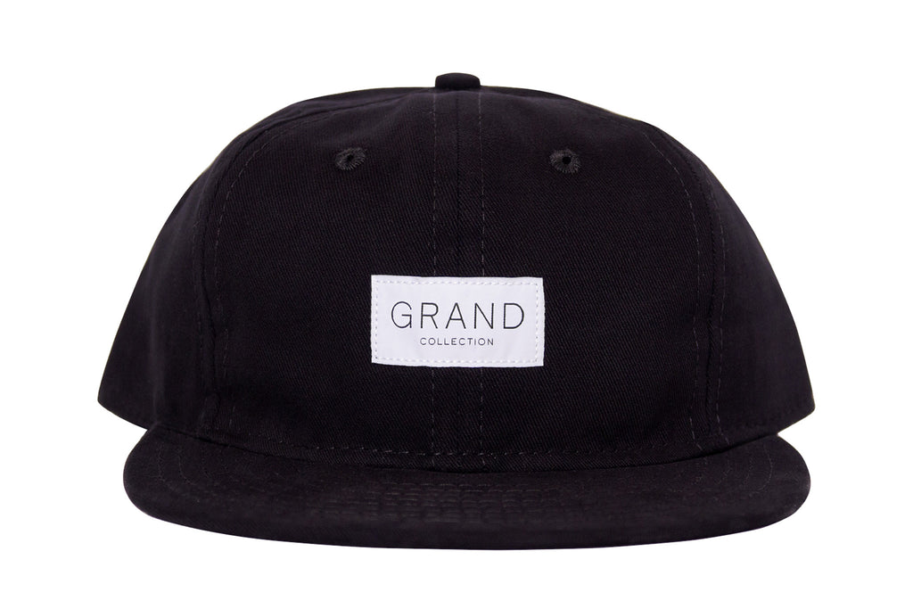 Grand Collection X Ebbets Field Cap Black