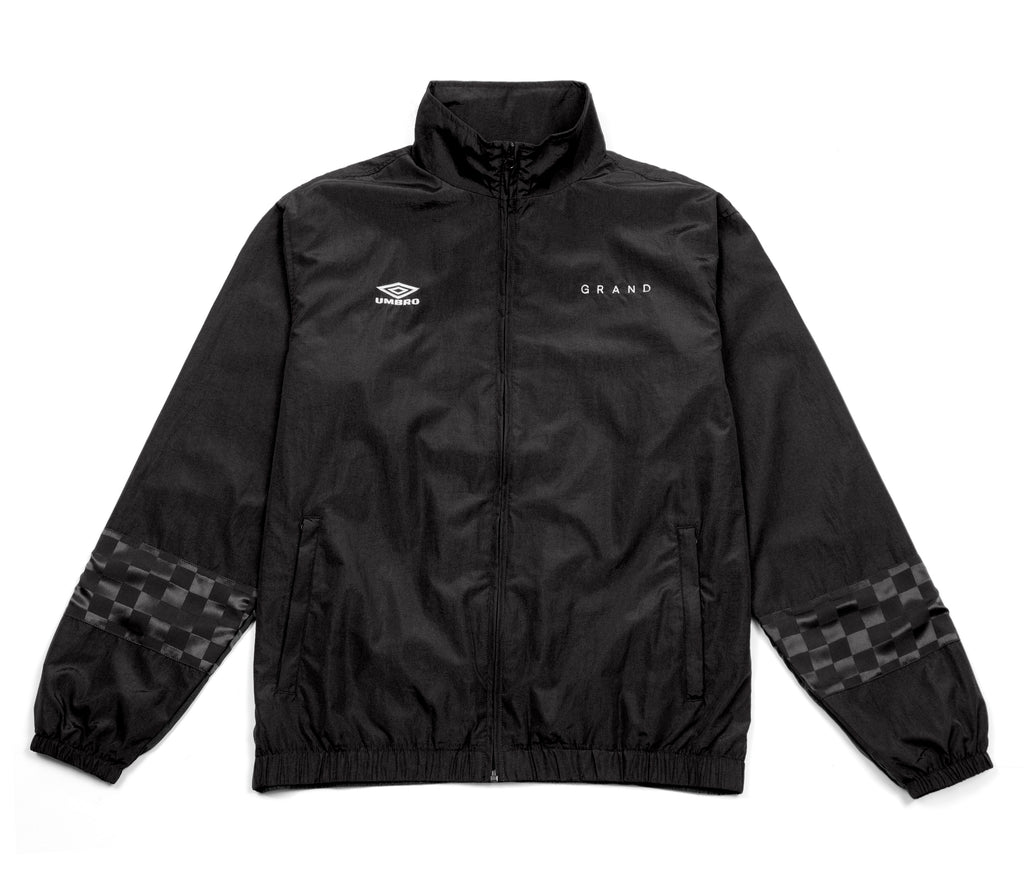 Grand X Umbro Jacket Black