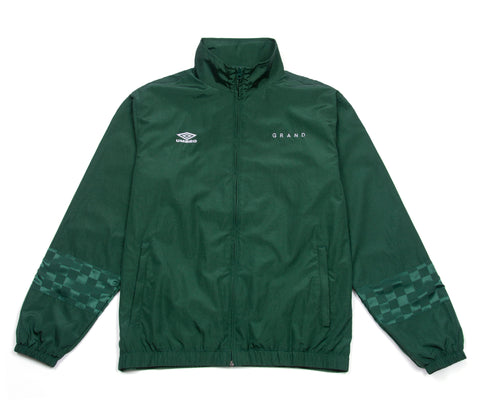 Grand X Umbro Jacket Forest