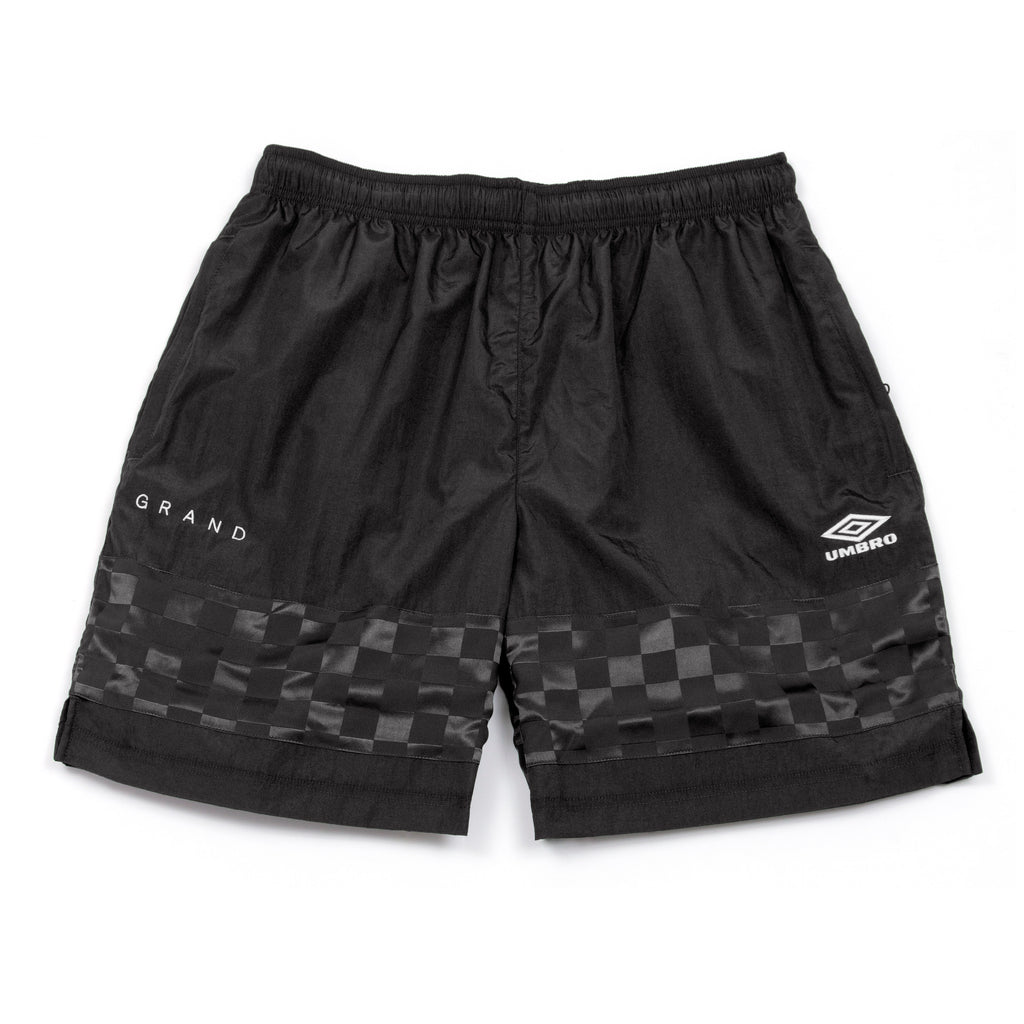Grand X Umbro Shorts Black