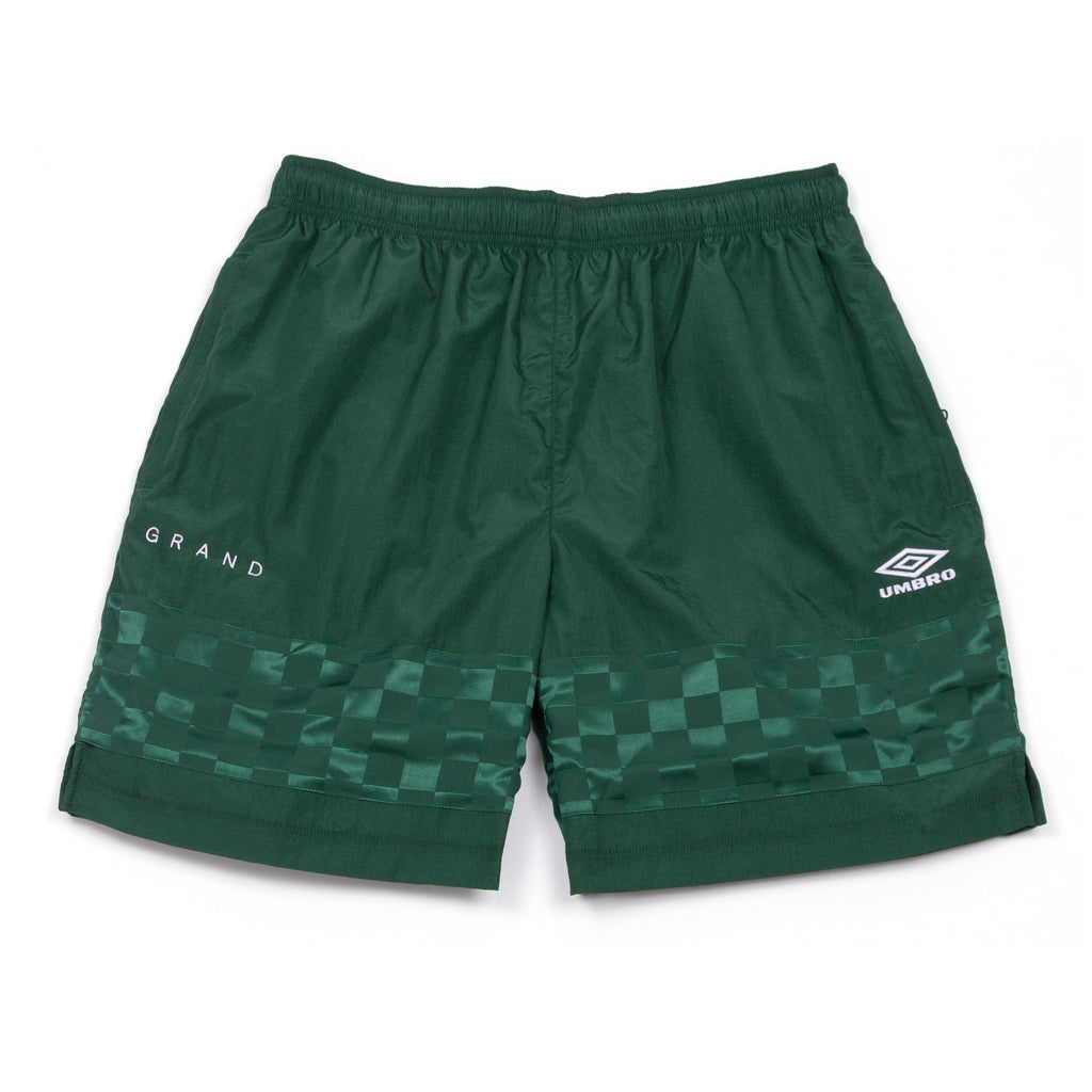 Grand X Umbro Shorts Forest