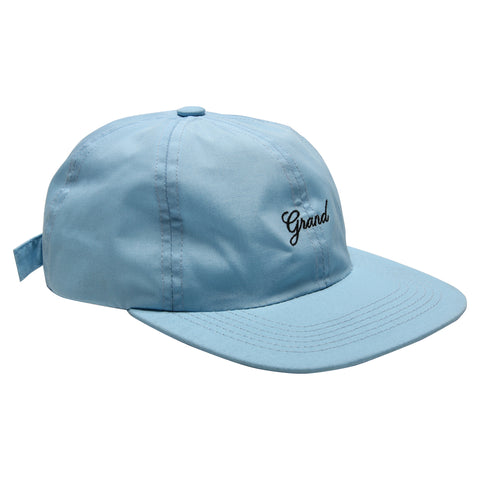 Grand Script Cap Powder Blue