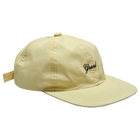Grand Script Cap Light Yellow