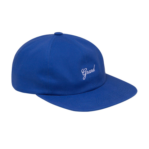 Grand Script Cap Royal