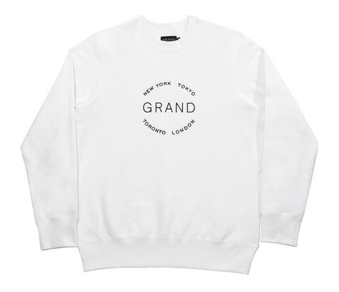 Grand Cities Crewneck