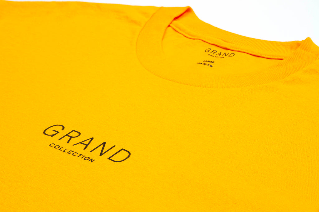 Grand Collection Tee Gold